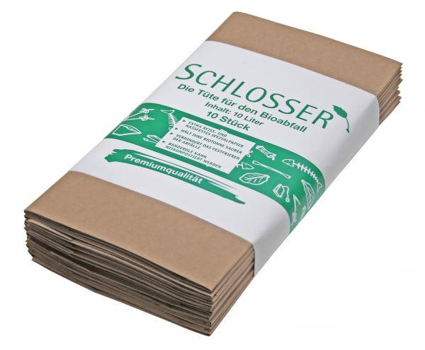 Bio-Müllbeutel (10 l), 10er-Pack