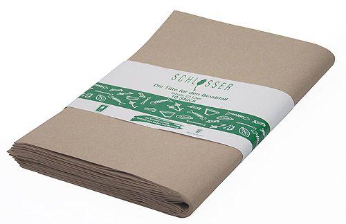 Bio-Müllbeutel (20 l), 10er-Pack
